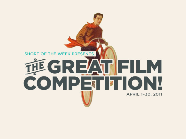 The Great Film Competition! by Short of the Week