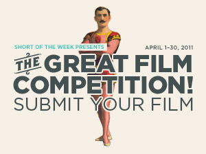 Last Day for The Great Film Competition