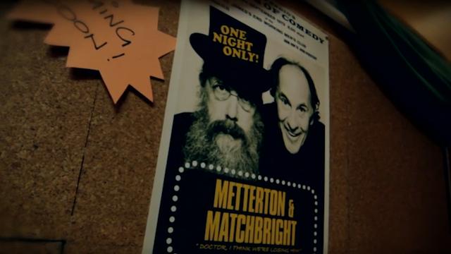 Metterton & Matchbright poster